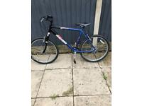 Raleigh freeride 18 speed bike mountain bike