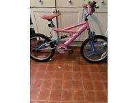 Child's kids hocus pocus bike