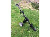 Golf trolley- mocad - no battery