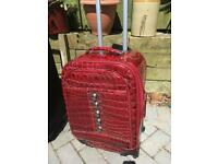 Suitcase (hand luggage carry on size)