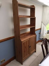 Ikea Dresser Unit in Beech Veneer