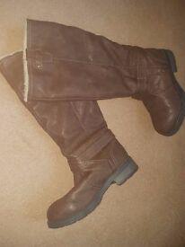 9 ladies boots