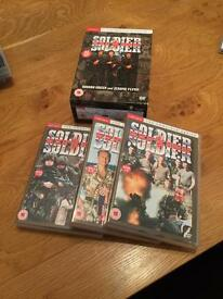 Soldier Soldier box set