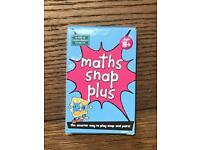 Maths snap plus game - brand new