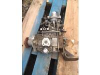 Transit 2.5 di diesel pump