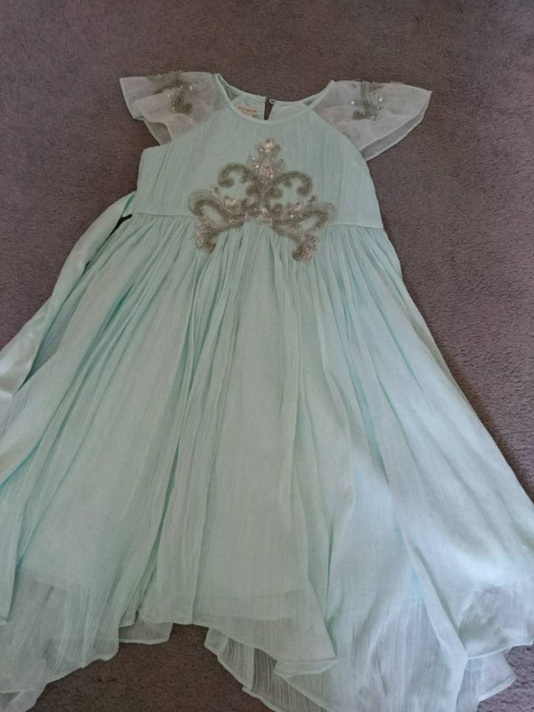Girls monsoon party dress | in Rotherham, South Yorkshire | Gumtree