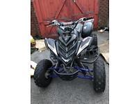 Yamaha raptor (2008) 70cc