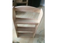 Three Shelf Spice Rack