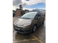 Citroen C4 Grand Picasso 7 seater 1.6Hdi low miles