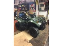 Honda trx 420 road legal 4x4 quad