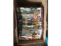 17 Judge Dredd Mega Collection graphic novels