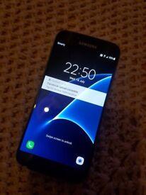 Samsung s7 good condition no box all network