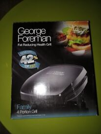 George Foreman Grill – 4 portion