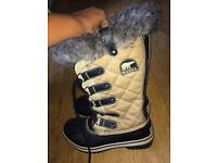 SOREL SNOW BOOTS FROM SWITZERLAND