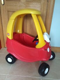 Little tikes Red Cozy Coupe