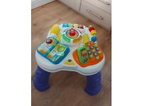 Vtech Play and Learn Activity Table (Birth-36months)