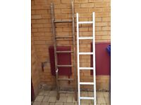 Old ladders upcycle project