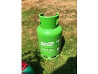 Empty Gas Bottle