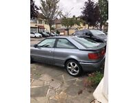 Audi coupe 2.6 low miles