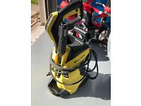 Karcher k4 full control with pressure adjustment lance