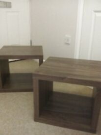 coffee table/side tables .next