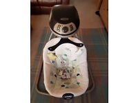 Graco electric baby swing in perfect condition.