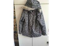 Girls Winter Coats As New !