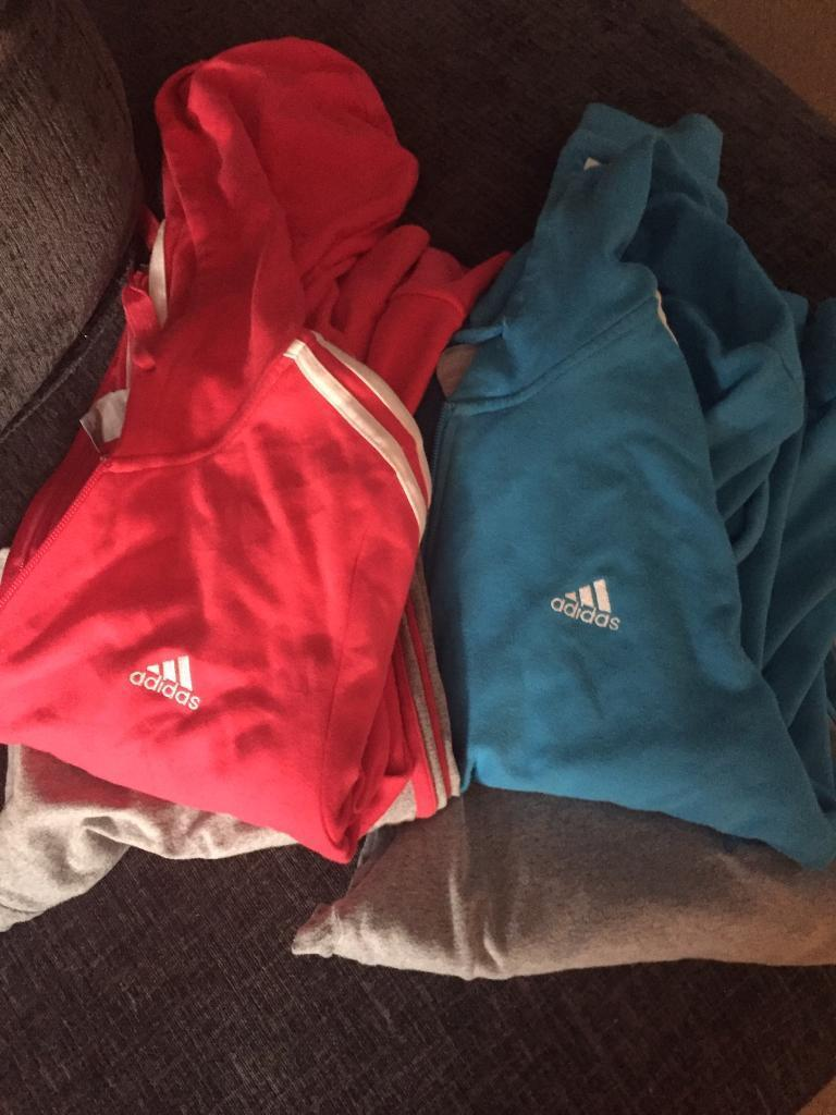 Ladies tracksuitin Lee on the Solent, HampshireGumtree - Two size 16 ladies adidas track suits both worn only once , excellent condition
