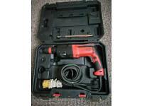 Milwaukee PH26X 26mm.Sds plus.3mode comvi. Hammer drill.110v