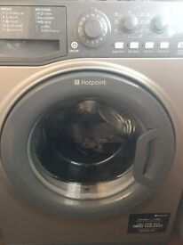 Hotpoint eco tech Aquarius washing machine 6kg only 1 and a half years old, works perfectly