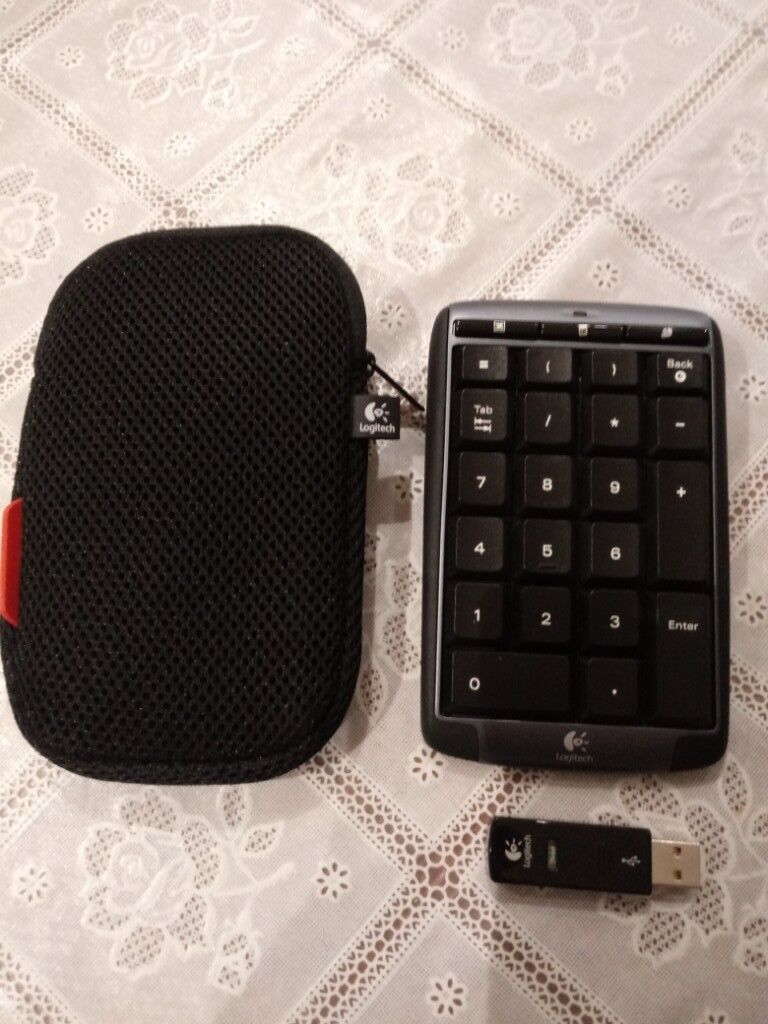 381fe0dddd7 As new Logitech wireless number pad | in Southampton, Hampshire ...