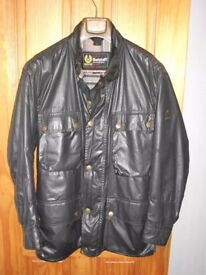 Belstaff Roadmaster Dark Brown Wax Jacket