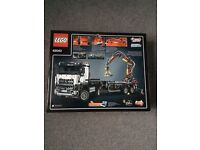 Lego Technic Brand New Merc Truck 42043