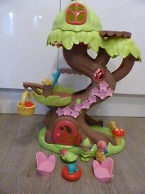 Happyland fairy tree house