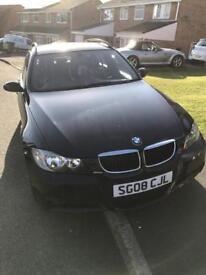 BMW 320d M Sport business edition touring