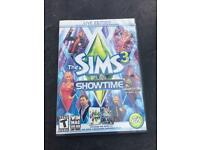 Sims 3 plus expansion pack - pc game