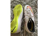 Nike indoor football trainers size 3