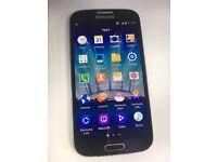 Samsung galaxy s4 smart Mobile Phone unlocked good condition