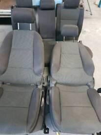 audi a3 interior seats