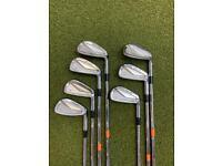 Used - Mizuno MP64 Irons - 4-PW - Regular Flex Shafts