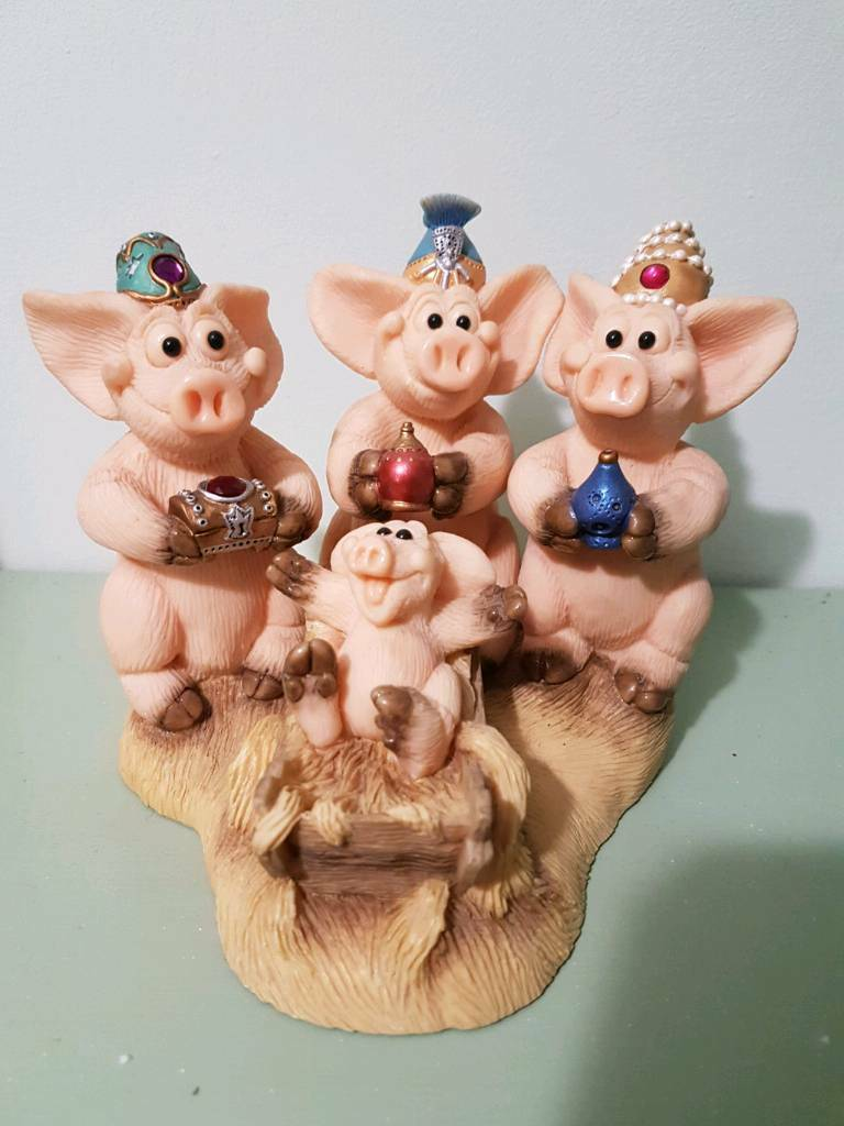 Piggin wise guys limited edition