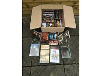 55 DVDs for sale