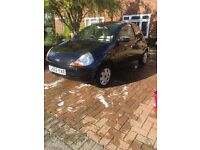 Ford ka. Only 33000 miles