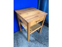 Kitchen prep table with FREE DELIVERY PLYMOUTH AREA