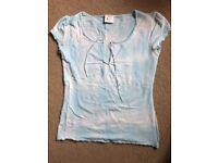 Next size 12 ladies tie dye effect t-shirt