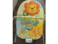 Baby bouncer - Bright Stars Jubilant Jungle Bouncer