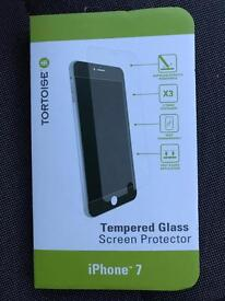 iPhone 7 Screen Protector - Tempered Glass