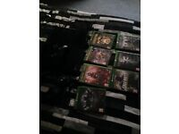 Xbox one with 7 games and headset