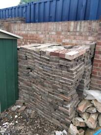 Block Paving x 2000 approx (used)