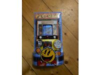 PAC MAN ARCADE STYLE GAME AS NEW CONDITION